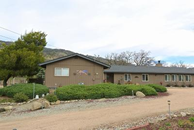 Tehachapi CA Single Family Home For Sale: $419,000