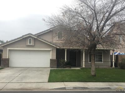 Bakersfield Single Family Home For Sale: 5209 Clover Moss Street