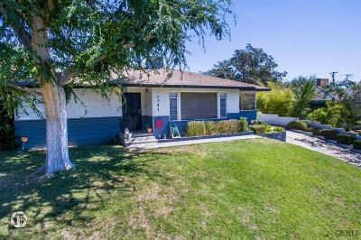 Bakersfield Single Family Home For Sale: 1751 Glenwood Drive