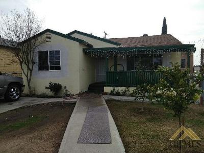 Bakersfield Single Family Home For Sale: 3103 Monterey Street