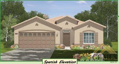 Bakersfield CA Single Family Home For Sale: $288,450