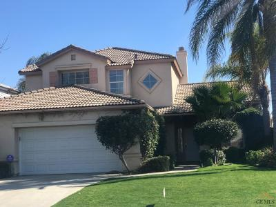 Bakersfield Single Family Home For Sale: 8711 Shore View Drive