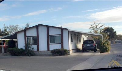 Bakersfield Manufactured Home For Sale: 3535 Stine Road #153
