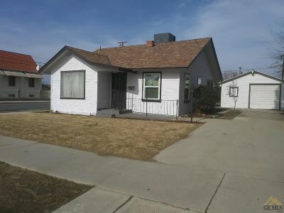 Shafter Single Family Home For Sale: 198 Golden West Avenue
