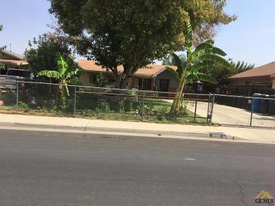 Arvin Single Family Home For Sale: 308 B Street