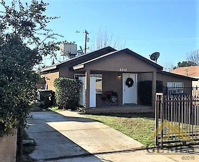 Single Family Home For Sale: 8405 Montal Street