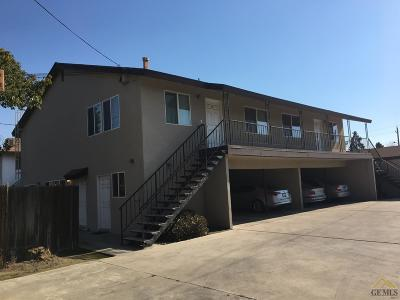 Bakersfield Multi Family Home For Sale: 6106 Stockdale Highway