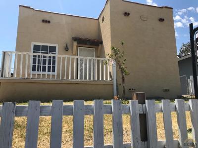 Taft Single Family Home For Sale: 517 B Street