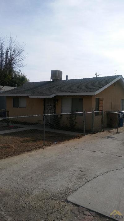 Bakersfield Single Family Home For Sale: 2119 Oregon Street