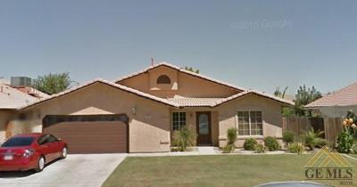 Shafter Single Family Home Active-Contingent: 432 Livers Street