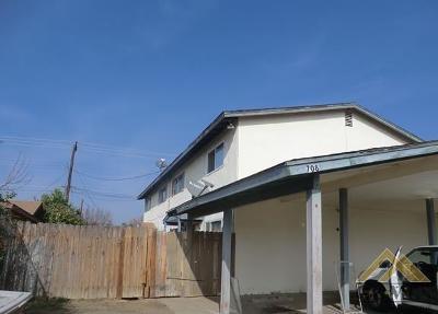 Multi Family Home For Sale: 708 El Tejon Avenue