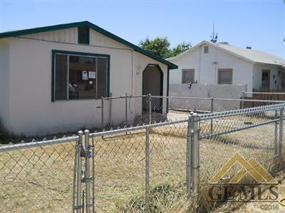 Bakersfield Single Family Home For Sale: 615 El Tejon Avenue
