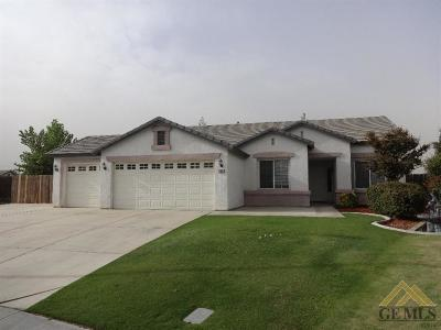 Bakersfield Rental For Rent: 4511 Iron Mountain Court