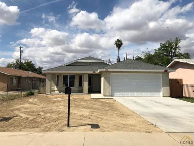 Single Family Home For Sale: 1110 Murdock Street