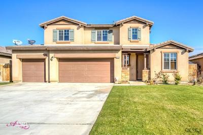 Bakersfield Single Family Home For Sale: 10614 Pointe Royal Drive