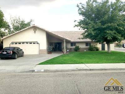 Single Family Home For Sale: 5401 Roy Ann Avenue
