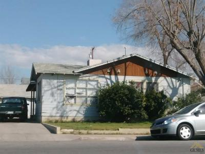 Bakersfield Multi Family Home For Sale: 3032 Center Street