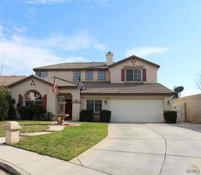 Bakersfield Single Family Home For Sale: 12025 Sandy River Court