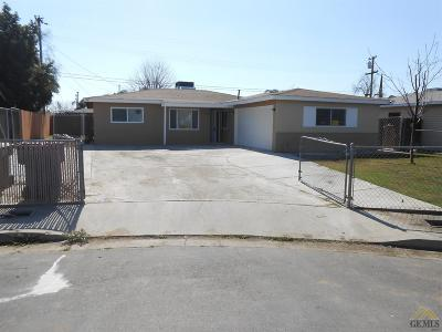 Bakersfield Single Family Home For Sale: 2505 Connie Avenue