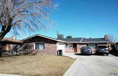 Single Family Home For Sale: 3706 Canadian Street