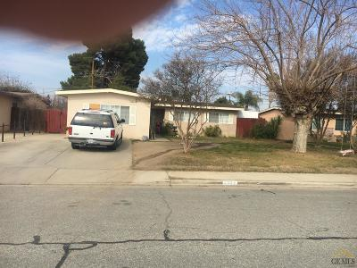 Wasco Single Family Home For Sale: 2334 Sycamore Street
