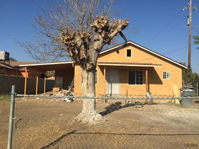 Shafter Single Family Home For Sale: 30348 Riverside Street