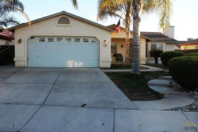 Delano Single Family Home For Sale: 306 El Capitan Drive