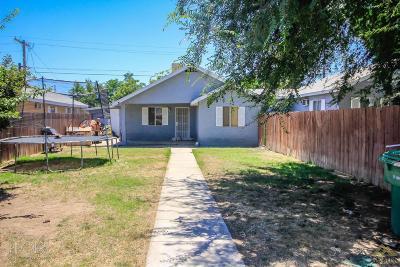 Multi Family Home For Sale: 609 El Tejon Avenue