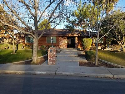 Bakersfield Single Family Home For Sale: 2410 Pinon Springs Circle #CI