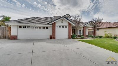 Bakersfield Single Family Home For Sale: 4515 Whitegate Avenue