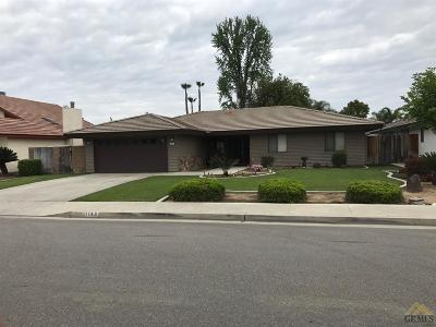 Shafter Single Family Home For Sale: 1145 Minter Avenue