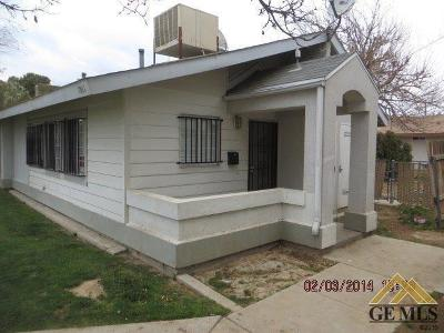 Bakersfield Single Family Home For Sale: 1011 S Owens Street