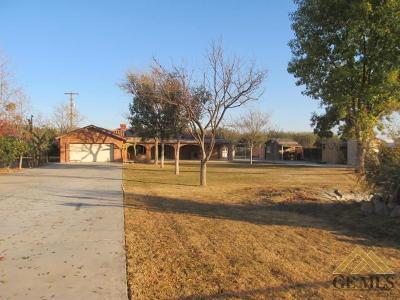 Bakersfield Single Family Home For Sale: 9454 Garrin Road