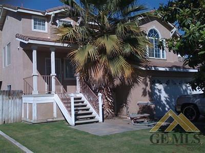 Bakersfield Rental For Rent: 3620 Amur Maple Drive