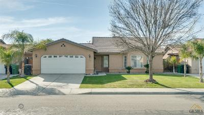 Wasco Single Family Home For Sale: 1887 Greenbrier Court