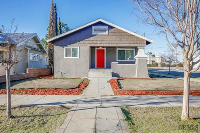 Bakersfield Single Family Home For Sale: 2200 Park Way
