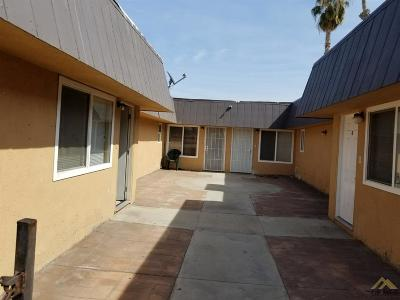 Bakersfield Multi Family Home Active-Contingent: 4420 Balboa Drive