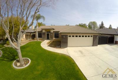 Bakersfield Single Family Home For Sale: 4602 Polo Club Drive
