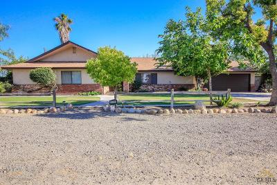 Bakersfield Single Family Home For Sale: 13039 Meacham Road