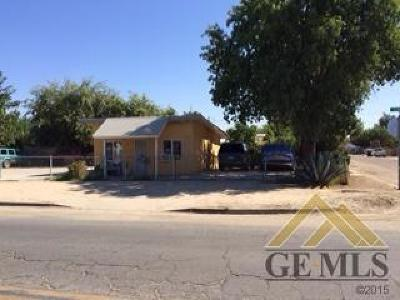 Earlimart Single Family Home For Sale: 794 State