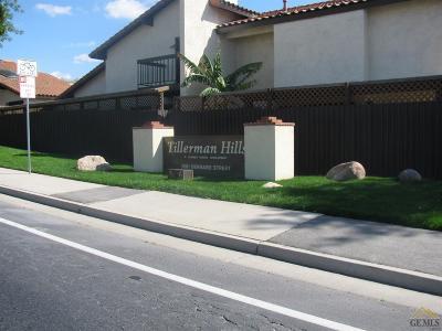 Bakersfield Single Family Home For Sale: 3501 Bernard Street #27B