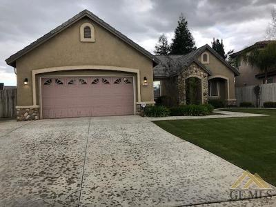 Bakersfield Single Family Home For Sale: 3200 Campfire Drive