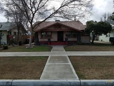 Single Family Home For Sale: 2405 San Emidio Street