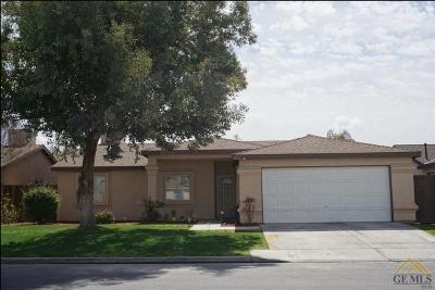 Bakersfield Single Family Home For Sale: 5311 E Grant Grove St Street