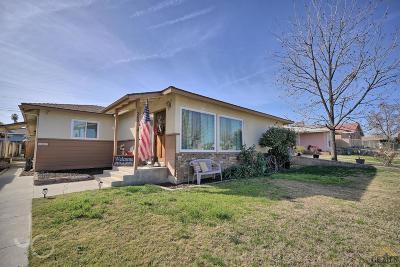 Taft Single Family Home For Sale: 305 E San Emidio Street