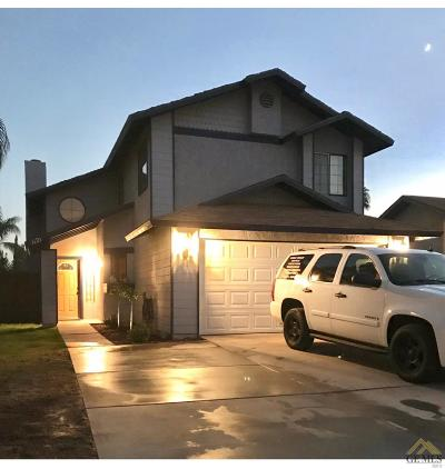 Bakersfield Single Family Home For Sale: 1121 Delwood Avenue
