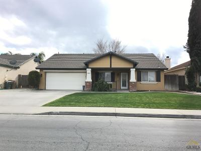 Bakersfield Single Family Home For Sale: 6909 Grassy Knob Street