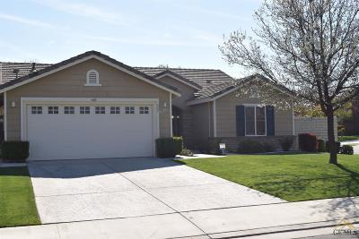 Bakersfield Single Family Home For Sale: 600 Vermillion Drive
