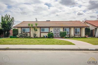 Arvin Single Family Home For Sale: 611 Varsity Road