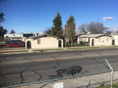 Bakersfield Multi Family Home For Sale: 110 Kentucky Street